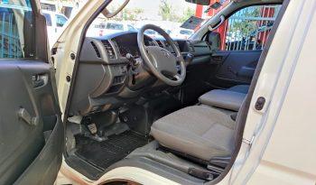 Toyota Hiace, 2019 Panel Súper Larga lleno