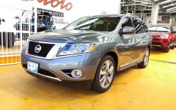 Nissan Pathfinder, 2016 Exclusive TA
