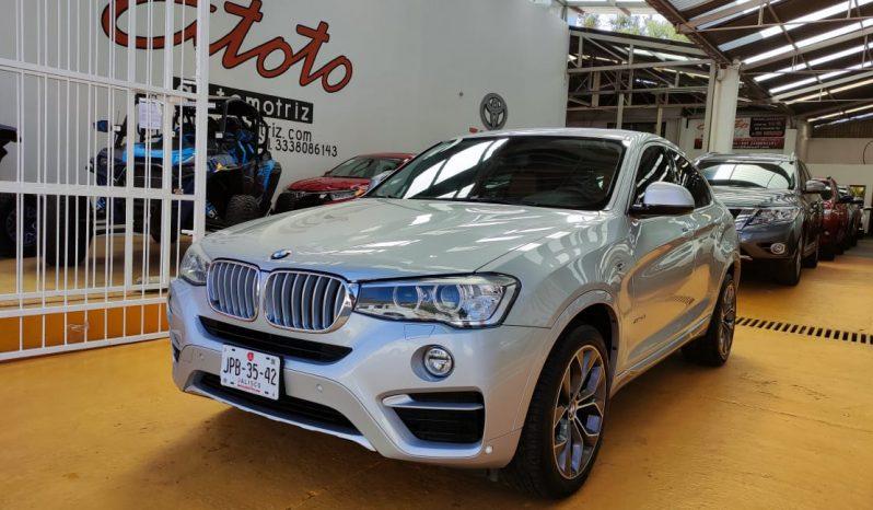 BMW X4, 2016 Xdrive35i X Line At