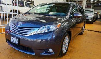 Toyota Sienna 2014 limited