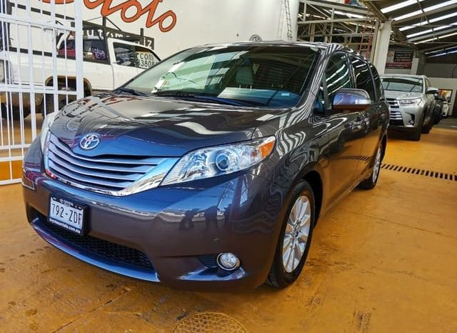 Toyota Sienna, 2014 Limited