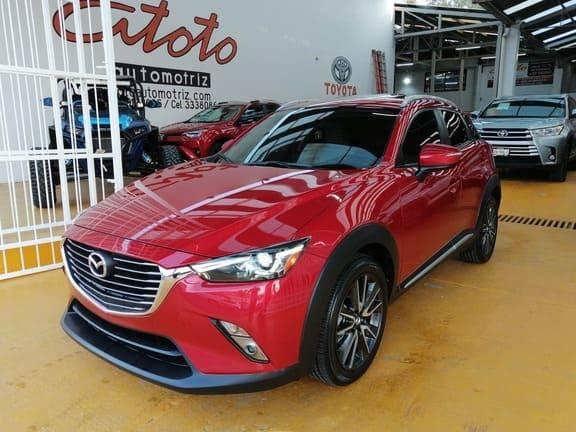 2017 Mazda Cx-3 i Grand Touring