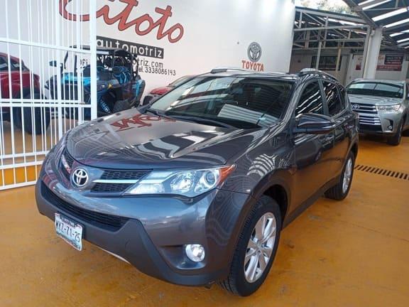 Toyota RAV4, 2015 Limited Platinum AT