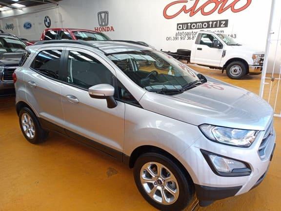 Ford Ecosport, 2018 Trend TA lleno