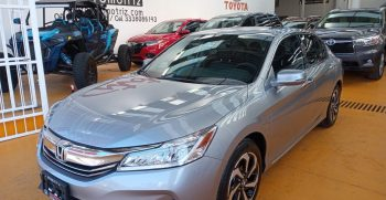Honda Accord EXL Navi 2016