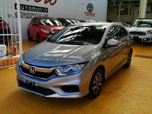 Honda City LX CVT 2018