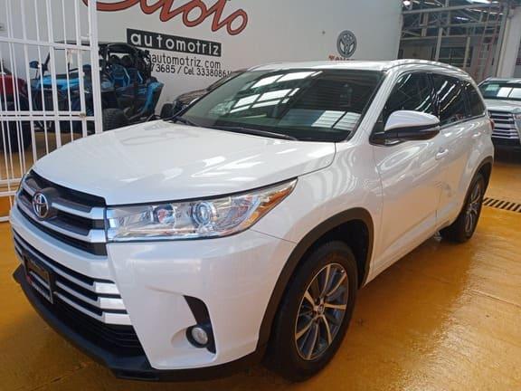 Toyota Highlander, 2017 XLE AT