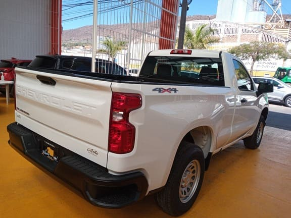 Chevrolet Silverado, 2020 WT CR 4×4 lleno