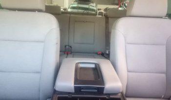 Chevrolet Silverado 2500, 2018 Doble Cabina lleno