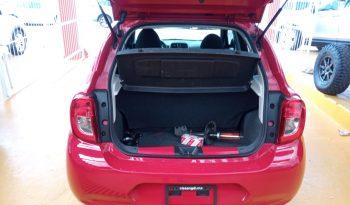 Nissan March 2018 Advance Navi At lleno