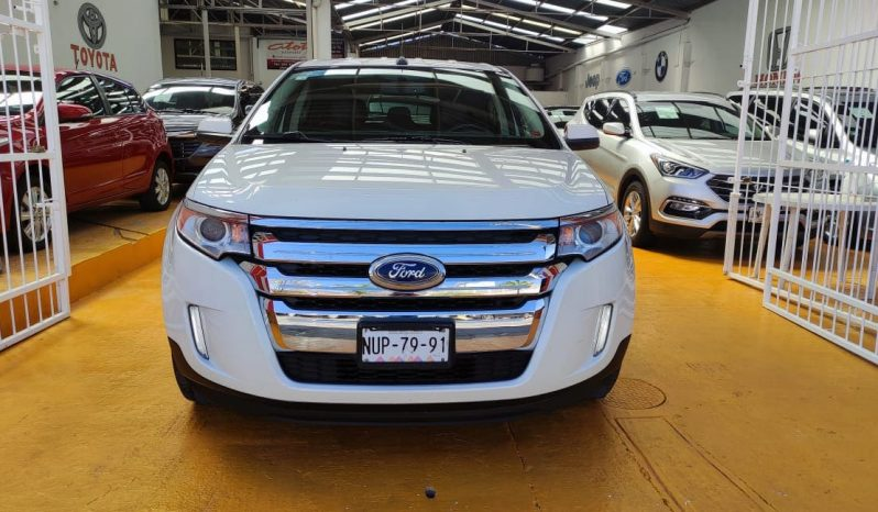 Ford Edge, 2012 SEL lleno