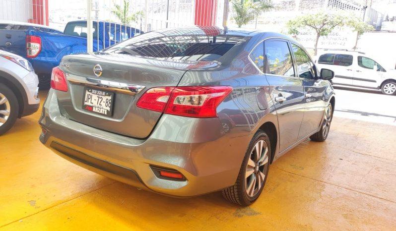 Nissan Sentra, 2018 Exclusive CVT Navi lleno