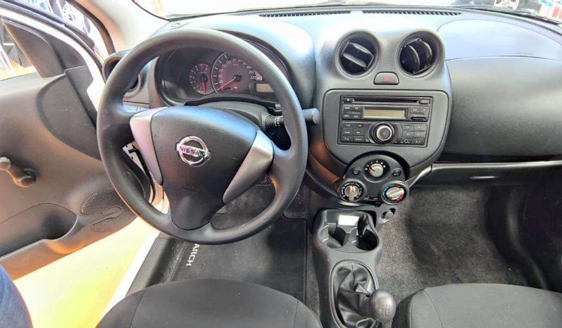 Nissan March, 2020 Sense TM lleno