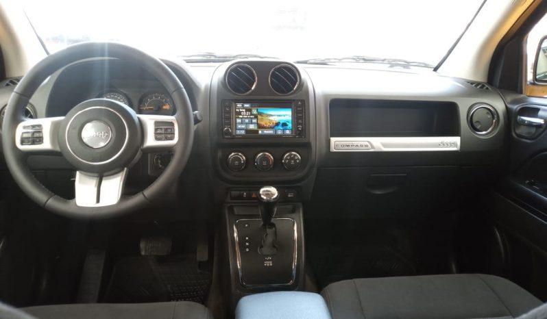 Jeep Compass, 2017 Latitude lleno
