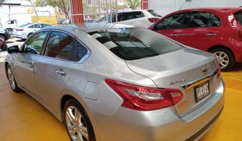 Nissan Altima, 2017 Advance Navi lleno