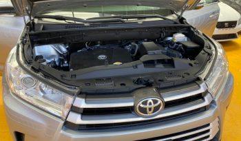 Toyota Highlander, 2017 Xle At lleno