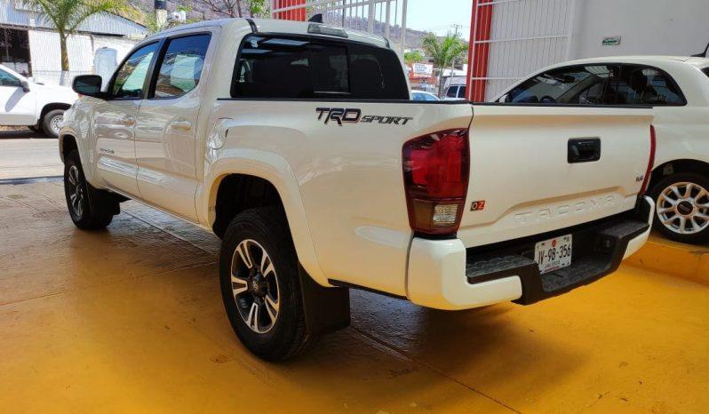 Toyota Tacoma, 2018 Sport 4×2 lleno