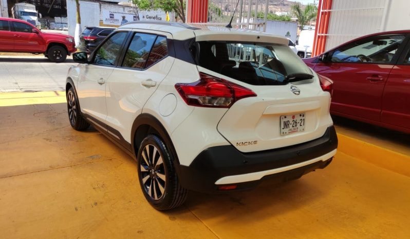 Nissan Kicks, 2017 ADVANCE lleno