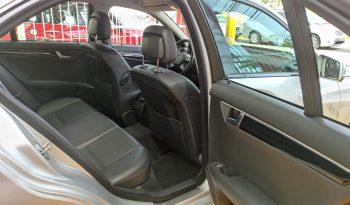 2013 Mercedes-Benz Clase C 180 lleno