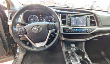Toyota Highlander, 2018 XLE lleno