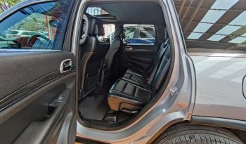 Jeep Grand Cherokee, 2019 Limited Lujo lleno