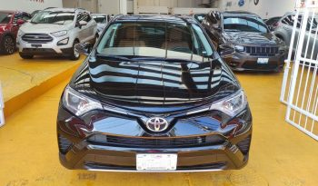 Toyota Rav4, 2017 XLE lleno