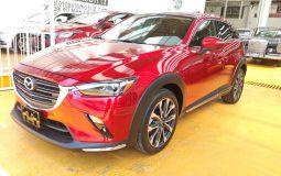 Mazda Cx-3, 2020 i Grand Touring