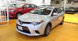 Toyota Corolla. 2016 BASE MT