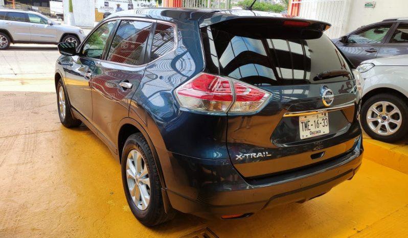 Nissan X-Trail, 2017 Advance 3 ROW lleno