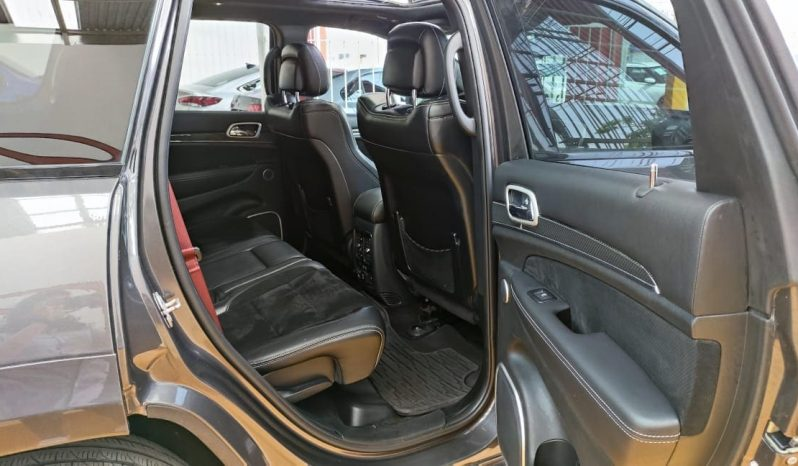 Jeep Grand Cherokee, 2018 SRT8 lleno