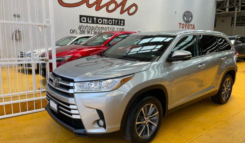 Toyota Highlander, 2019 XLE AT