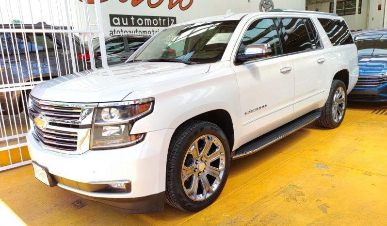 Chevrolet Suburban, 2018 Premier D