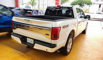 Ford Lobo, 2016 Platinum 4×4 At lleno