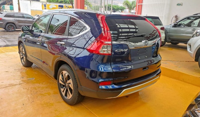 Honda Cr-V, 2015 EX-L Navi lleno