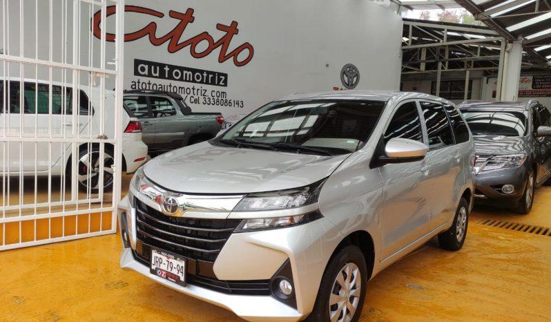 Toyota Avanza, 2020 LE AT