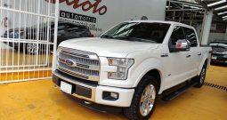 Ford Lobo, 2016 Platinum 4×4 At