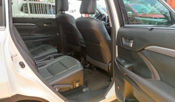 Toyota Highlander, 2017 Limited Panorama lleno