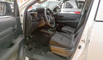 Toyota Hilux 2018 Doble Cabina SR lleno
