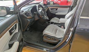 2018 Honda Cr-V Touring lleno