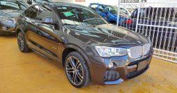 BMW X4 2017 3.5 xDrive 35iA M Sport AT