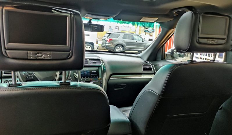 Ford Explorer, 2017 Limited At lleno