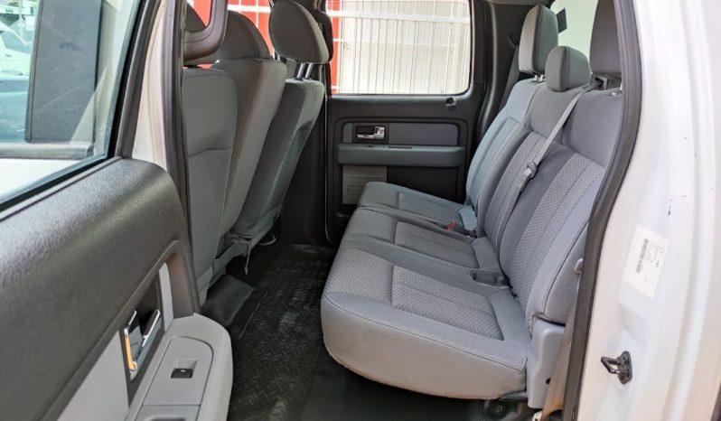 Ford F-150, 2014 XL Sup Cab 4×2 TA lleno