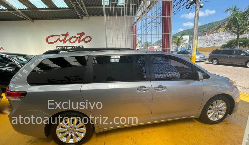 Toyota Sienna, 2012 Limited lleno