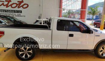 Ford Lobo, 2010 Reg Cab 4×4 TA Sport lleno