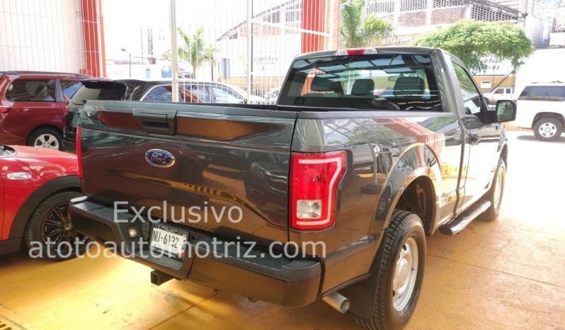 Ford F-150, 2017 XL REG CAB 4×4 V8 lleno