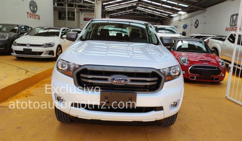 Ford Ranger, 2021 Base Crew Cab lleno