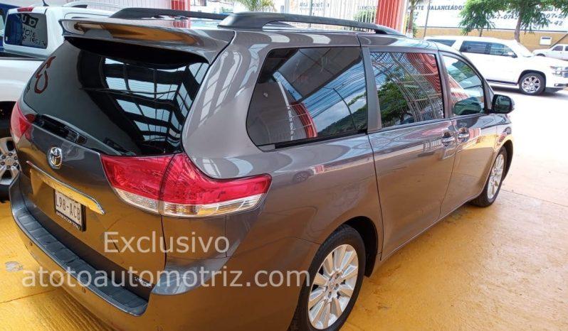 Toyota Sienna, 2014 Limited lleno