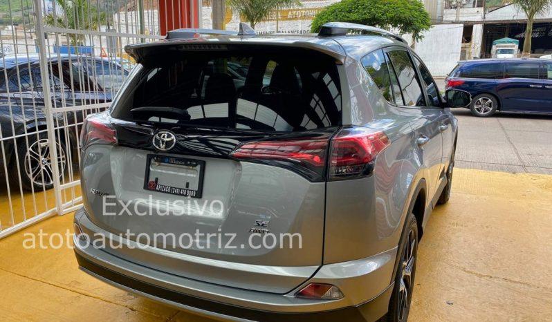 Toyota Rav4, 2018 SE 4WD AT lleno