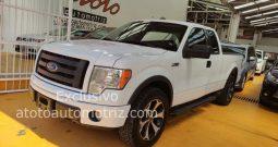 Ford Lobo, 2010 Reg Cab 4×4 TA Sport