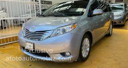 Toyota Sienna, 2012 Limited